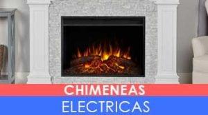 chimeneas electricas