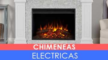 Chimeneas Eléctricas, tipos y como funcionan