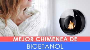 Cómo Elegir la Mejor Chimenea de Bioetanol
